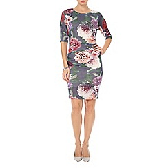 Phase Eight - Multi-coloured reka printed dress