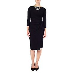 Phase Eight - Cindy crepe dolman dress