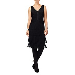 Phase Eight - Ona fringed dress