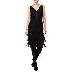 Phase Eight - Ona fringed dress