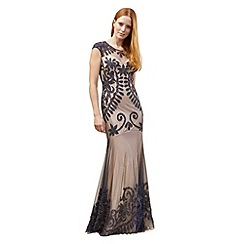 Phase Eight - Perseus Lace Applique Dress
