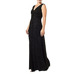 Phase Eight - Black Lisanna Sparkle Dress