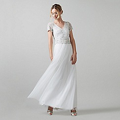 Phase Eight - Evangeline Tulle Embellished Wedding Dress