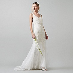 Phase Eight - Maeve Sequin Wedding Dress