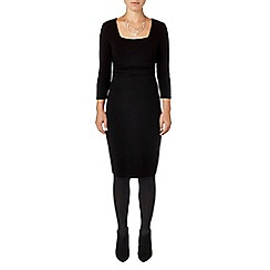 Phase Eight - Plain desiree dress