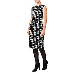 Phase Eight - Orla Oval Jacquard Dress