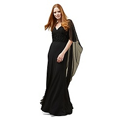 Phase Eight - Vera Cape Dress