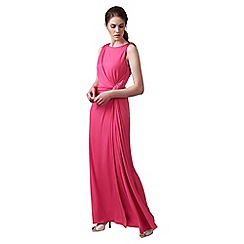 Phase Eight - Hot Pink chelsea full length dress