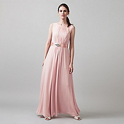 Phase Eight - Petal rowena belted full length dress