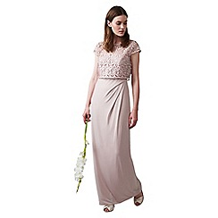 Phase Eight - Petal helen lace full length dress