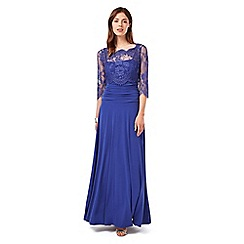 Phase Eight - Romily Lace Full Length Dress