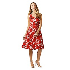 Phase Eight - Poppy Burnout Dress