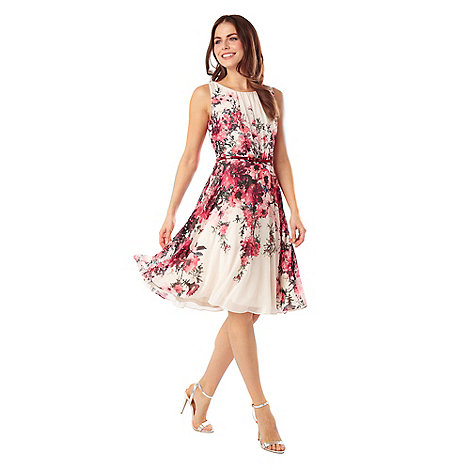 Phase Eight - Multi-Coloured Myrtle Floral Dress