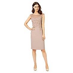 Phase Eight - Dusty Pink dress one