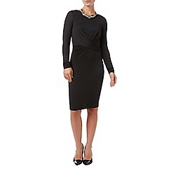 Phase Eight - Latticia Long Sleeve Dress