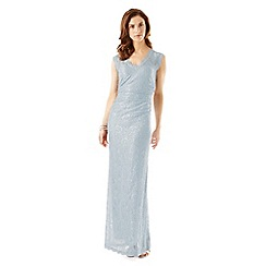 Phase Eight - Savannah Lace Full Length Dress