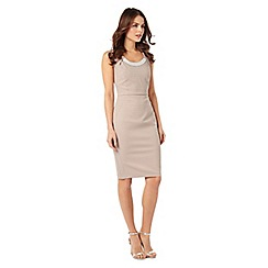 Phase Eight - Belle Pearl Trim Dress
