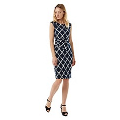 Phase Eight - Diamond Print Dress