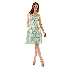 Phase Eight - Audrina Jacquard Dress