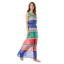 Phase Eight - Elsa Stripe Maxi Dress