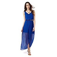 Phase Eight - Cobalt elsa silk maxi dress