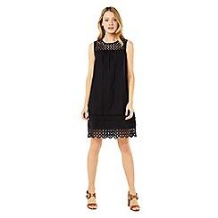 Phase Eight - Marguerite Linen Crochet Dress