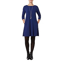 Phase Eight - Ink chrissy swing dress