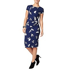 Phase Eight - Butterfly Print Dress