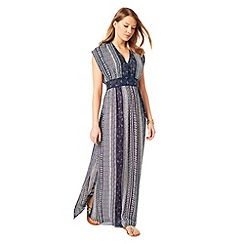 Phase Eight - Tahlia Geo Print Maxi Dress