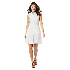 Phase Eight - Tessa Broderie Shift Dress