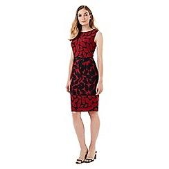 Phase Eight - Leora Leaf Print Dress