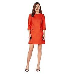 Phase Eight - Ponte Zip Saphire Tunic Dress