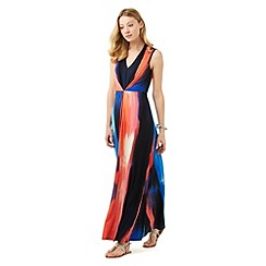 Phase Eight - Leona Print Maxi Dress