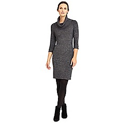 Phase Eight - Melita Marl Knit Dress