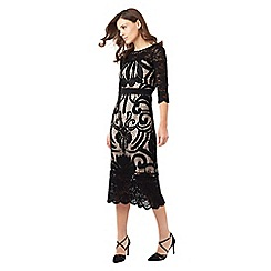 Phase Eight - Anna Placement Lace Midi Dress