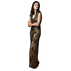 Phase Eight - Alexi Sequin Maxi Dress