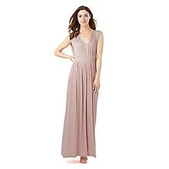 Phase Eight - Aldora pleated Maxi dress