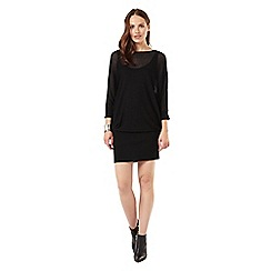 Phase Eight - Sheer Becca Batwing Dress