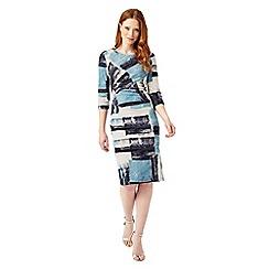 Phase Eight - Novella Print Dress