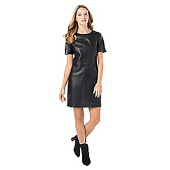 Phase Eight - Lucie Leather Dress