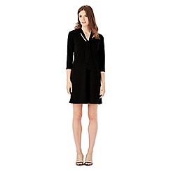 Phase Eight - Tori Tie Neck Dress