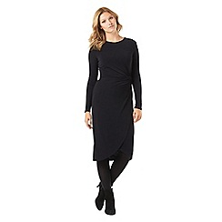 Phase Eight - Lacy Long Sleeve Dress