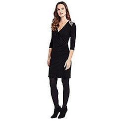 Phase Eight - Mariana Wrap Knit Dress