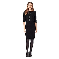 Phase Eight - Adele Textured Knit Dress