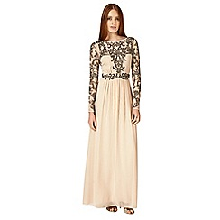 Phase Eight - Champagne electra full length dress