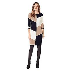Phase Eight - Abriana Block Knit Dress