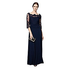 Phase Eight - Blue romily full length dress