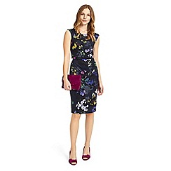 Phase Eight - Multicoloured Emma floral print dress