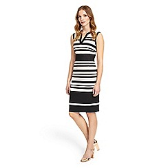 Phase Eight - Multicoloured paige stripe dress