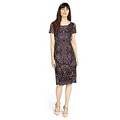 Phase Eight - Fig talia embroidered dress